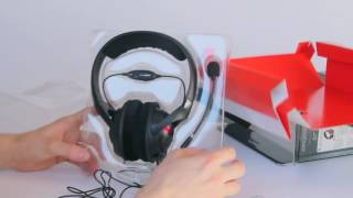 Gamer-Headset im Test - Creative Fatal1ty - Unboxing