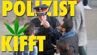 Polizist Beim Kiffen Erwischt!
