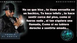 Tus Ojos No Me Ven - Jowell y Randy Ft. Joey Montana y Franco ( Official Music Letra , Lyric )