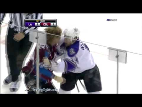 John-Michael Liles vs. Justin Williams