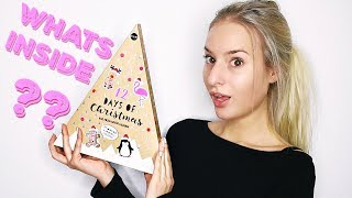 What's inside the PRIMARK 12 Days of Christmas ADVENT CALENDAR ??!