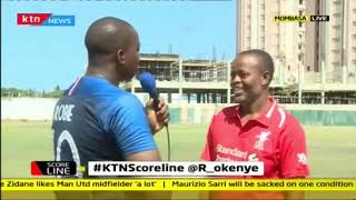 Scoreline: Kenya Premier league action