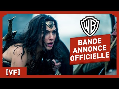 Wonder Woman - Bande Annonce Officielle 2 (VF) - Gal Gadot
