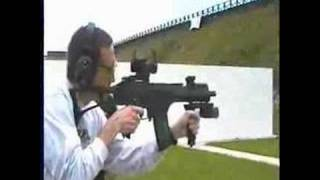 "HK G36C (G36 Compact) ""Commando"" Subcarbine/SBR in Action"