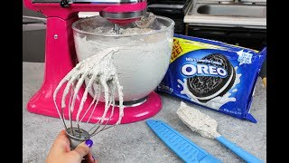 cookies and cream frosting recipe