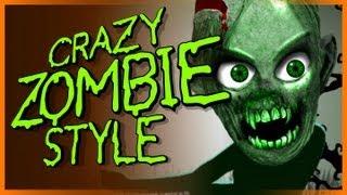 Gangnam Zombie Style Parody