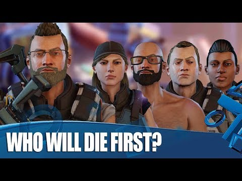 XCOM 2 - Who will die first?!