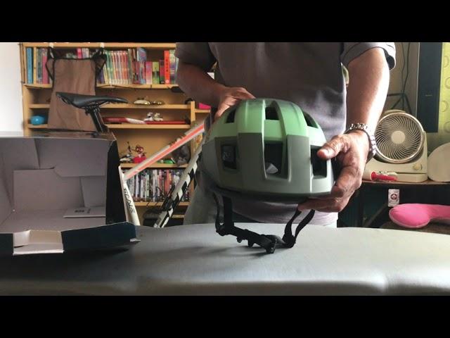 Видео Шлем Bluegrass Rogue Petrol Blue (matt)