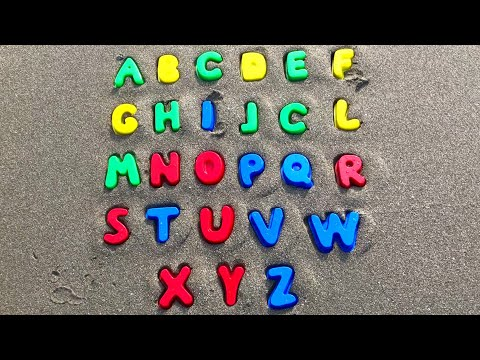Учим английский Алфавит и Слова | Азбука от A до Z для самых маленьких