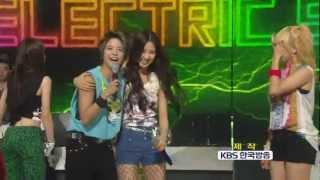 f(x) Amber : 'Yesterday, Seohyun's birthday. congratulations' Jun 29, 2012 GIRLS' GENERATION Live HD