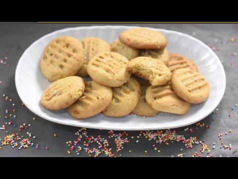 Video Cara Membuat Kue Kering Jahe (How To Make Ginger Cookies)