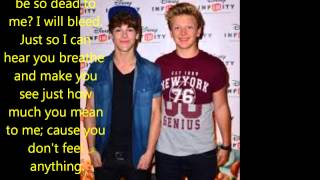 District3 - Dead To Me (Lyrics/Pictures)