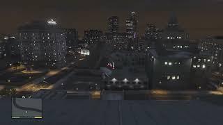 Grand Theft Auto Parkour