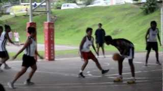 preview picture of video 'FIJI Women's U19 BASKETBALL TEAM 2012'