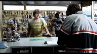 Fred The movie funny car wash scene