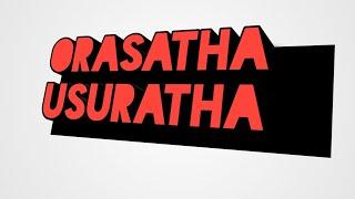 Orasatha usuratha hd video song