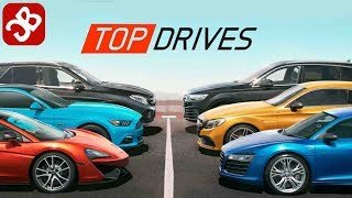 Top Drives (By Hutch Games) - iOS/Android - Gameplay Video