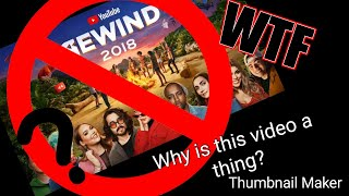 REACTING TO YOUTUBE REWIND! 😱❓