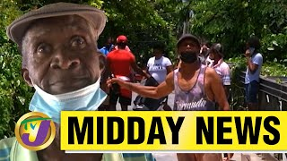 Protest in Westmoreland | Man Believed to Be Dead Shows Up | TVJ Midday News - June 11 2021