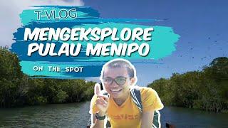 VLOG| Mengeksplore Keindahan Pulau Manipo, Bisa Melihat Ribuan Kelelawar Liar