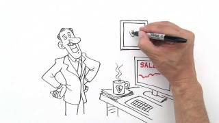 i will create whiteboard video animations