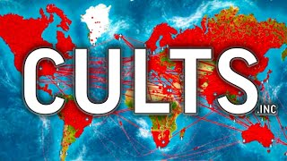 Instead of disease, I tried spreading cults in Plague Inc