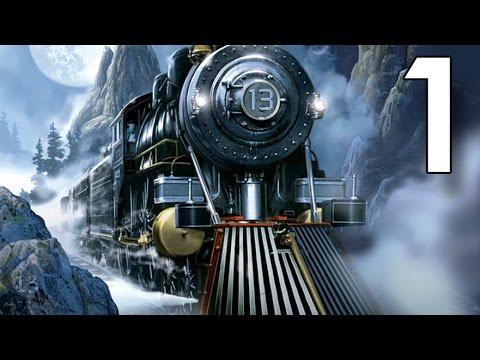 Прохождение Нэнси Дрю Последний Поезд в Лунное Ущелье #1