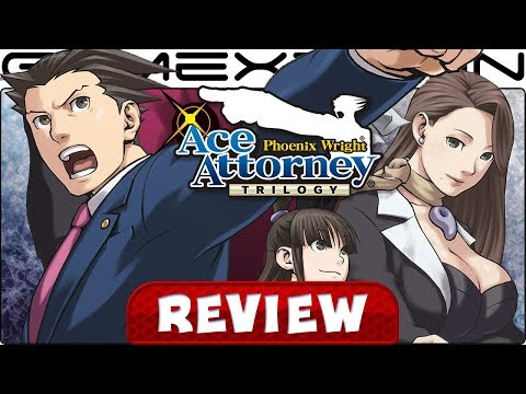 Phoenix Wright: Ace Attorney Trilogy - REVIEW (Nintendo Switch - Updated) - YouTube video thumbnail