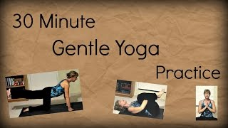 Gentle 30 Minute Yoga