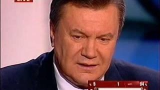 Янукович рассказал о тюрьме