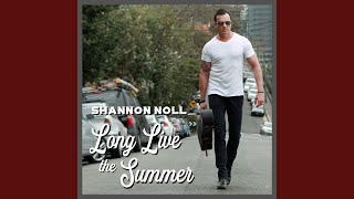 Shannon Noll Long Live The Summer
