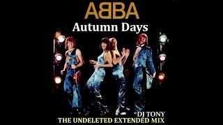 ᗅᗺᗷᗅ - Autumn Days (The Undeleted Extended Mix - DJ Tony)