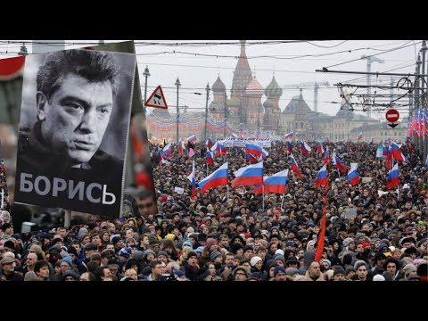 МАРШ НЕМЦОВА 2019, РОССИЯНЕ ВОССТАЛИ