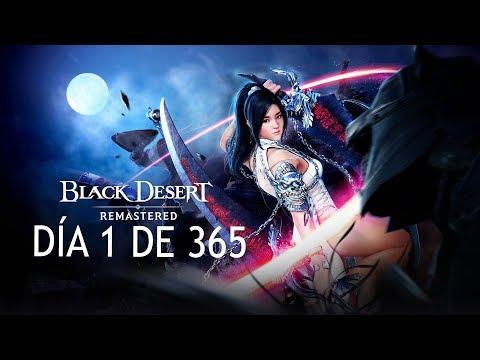 BLACK DESERT EN ESPAÑOL   DIA 1 DE 365   Conceptos Básicos y nuestra elección la LAHN !!