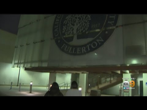 Police Search For Suspect Who Raped Student In Elevator CSU Fullerton Parking Structure
