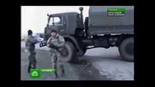 Жители Восточной Украины препятствуют украинской армии.