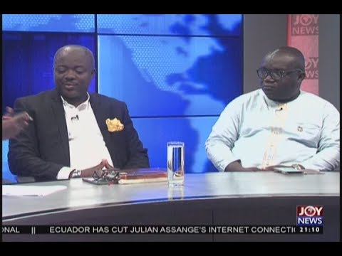 Anyidoho Granted Bail - PM Express on JoyNews (29-3-18)