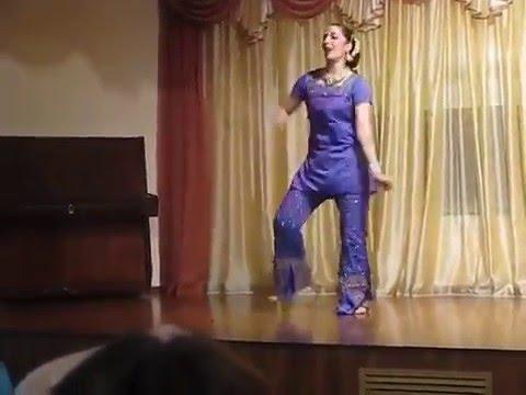 Bollywood Dil Bole Hadippa Сердце говорит Вперед! Виктория Джаянти Кузнецова