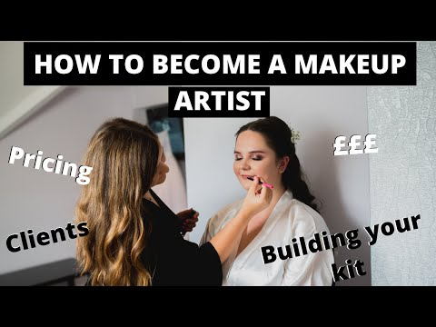 , title : 'How to Become a Freelance Makeup Artist | Building Clientele, Start Your Kit, Rude Clients & More...