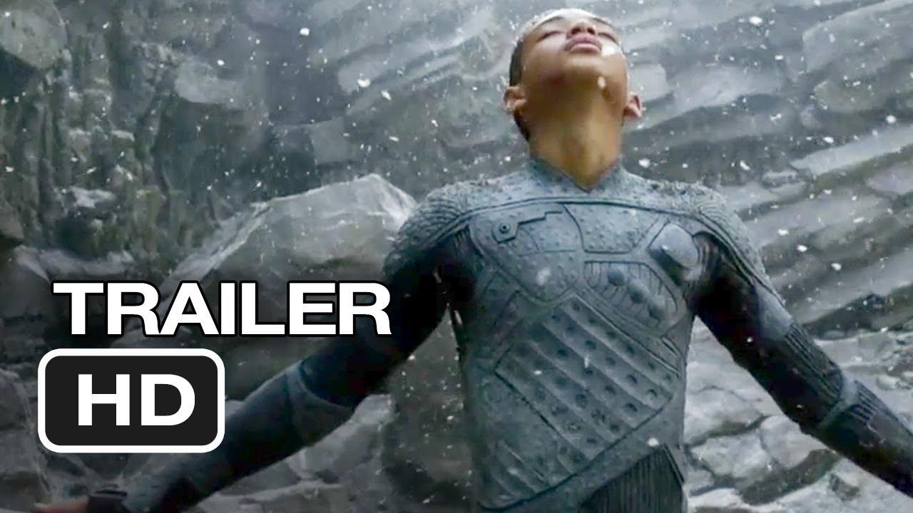 Trailer för After Earth