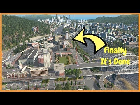 I've Been Wanting To Do This Forever  | Cities Skylines