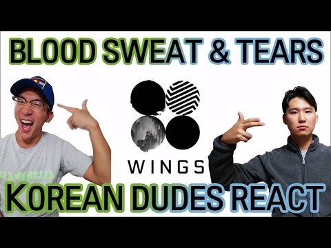 [ENG] BTS-BLOOD, SWEAT & TEARS (피,땀,눈물) Korean Dudes Reaction / Blown Away!!!
