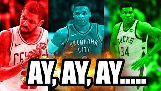 LA NBA SE PONE MUY EMOCIONANTE