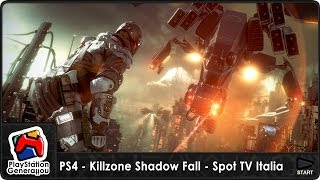 PlayStation 4 - Killzone Shadow Fall - Spot TV Italia (2013)