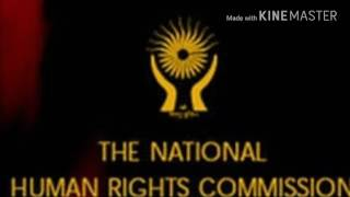 National Human Right Commission of India/Tutorial For IAS
