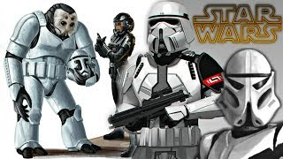 How Aliens Were Allowed To Become Stormtroopers In An Anti-Alien Empire - Star Wars Explained