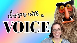 Giving Your Designs A Voice- FACE PAINTING Full Length Class