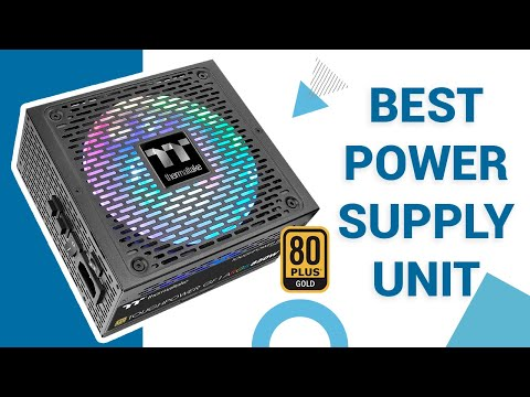 Top 5 Best Gaming Power Supply with 80 Plus Gold Certified ...