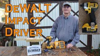 DeWALT Impact Driver 20 volt
