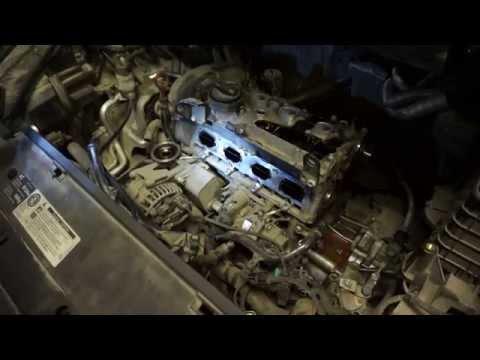 Фото к видео: Ремонт двигателя CAWA 2.0 TSI (Volkswagen Tiguan) ч1. - Red Line Servise